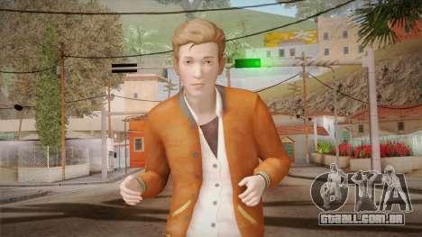 Life Is Strange - Nathan Prescott v3.3 para GTA San Andreas