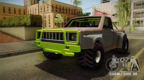 Sandy Racer v.1.5 para GTA San Andreas