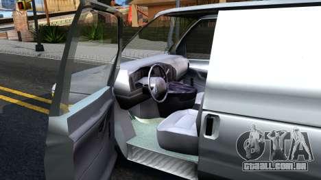 Ford E-150 v.2 para GTA San Andreas