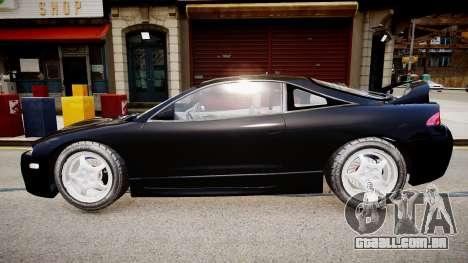 Mitsubishi Eclipse 1999 para GTA 4