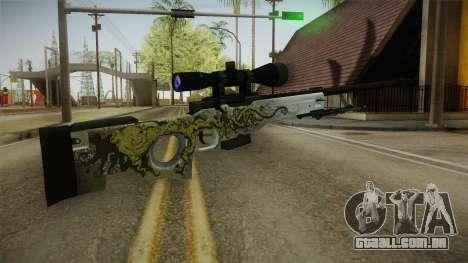 BREAKOUT Weapon 3 para GTA San Andreas