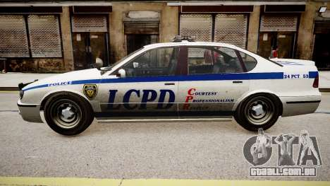 Police Patrol para GTA 4