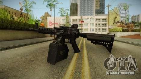 Ares Shrike v1 para GTA San Andreas