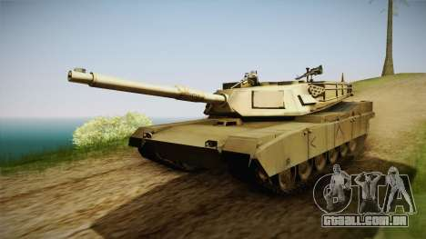 Abrams of Hell para GTA San Andreas