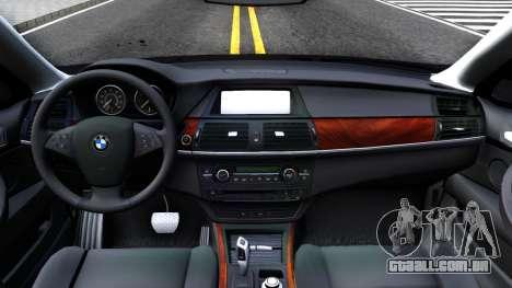 BMW X5M E70 2011 para GTA San Andreas