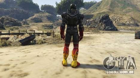 Iron Man Hot Rod para GTA 5
