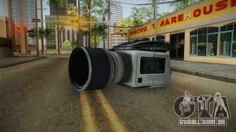 Life Is Strange - Mark Jeffersons Camera para GTA San Andreas
