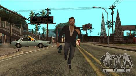 Life Is Strange - Mark Jefferson Regular para GTA San Andreas