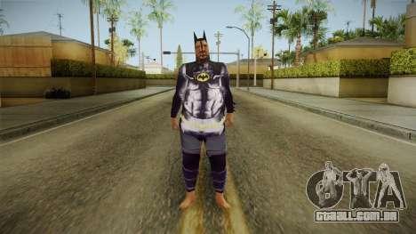 New Bmydrug para GTA San Andreas