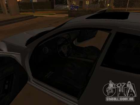 Mazda RX-8 para o motor de GTA San Andreas