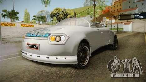 Futuro. para GTA San Andreas