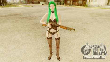Tera Online Erika para GTA San Andreas
