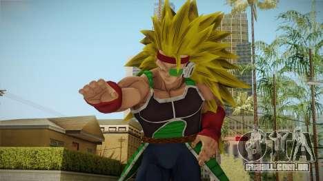 Dragon Ball Xenoverse - Bardock SSJ3 para GTA San Andreas
