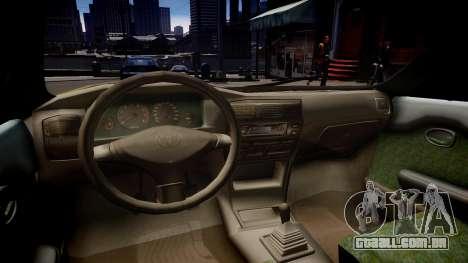 Toyota Corolla EmreAKIN Edition para GTA 4