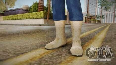 Botas para GTA San Andreas