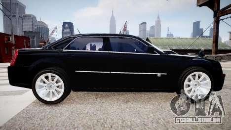 Chrysler 300c SRT8 para GTA 4