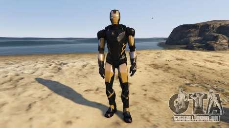 Iron Man Marvel Now para GTA 5