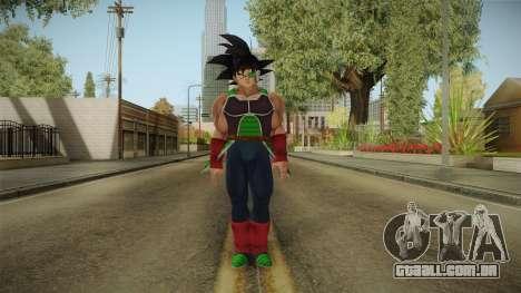 Dragon Ball Xenoverse - Bardock SJ para GTA San Andreas