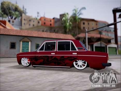 VAZ 2106 dragão para GTA San Andreas