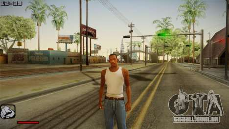 Novo hud 2.0 para GTA San Andreas
