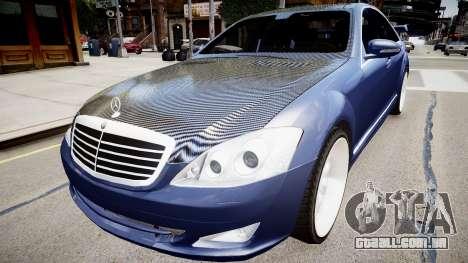 Mercedes Benz S500 T para GTA 4