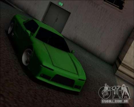 Infernus Hard Stunt para GTA San Andreas