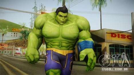 Marvel Future Fight - Amadeus Cho para GTA San Andreas