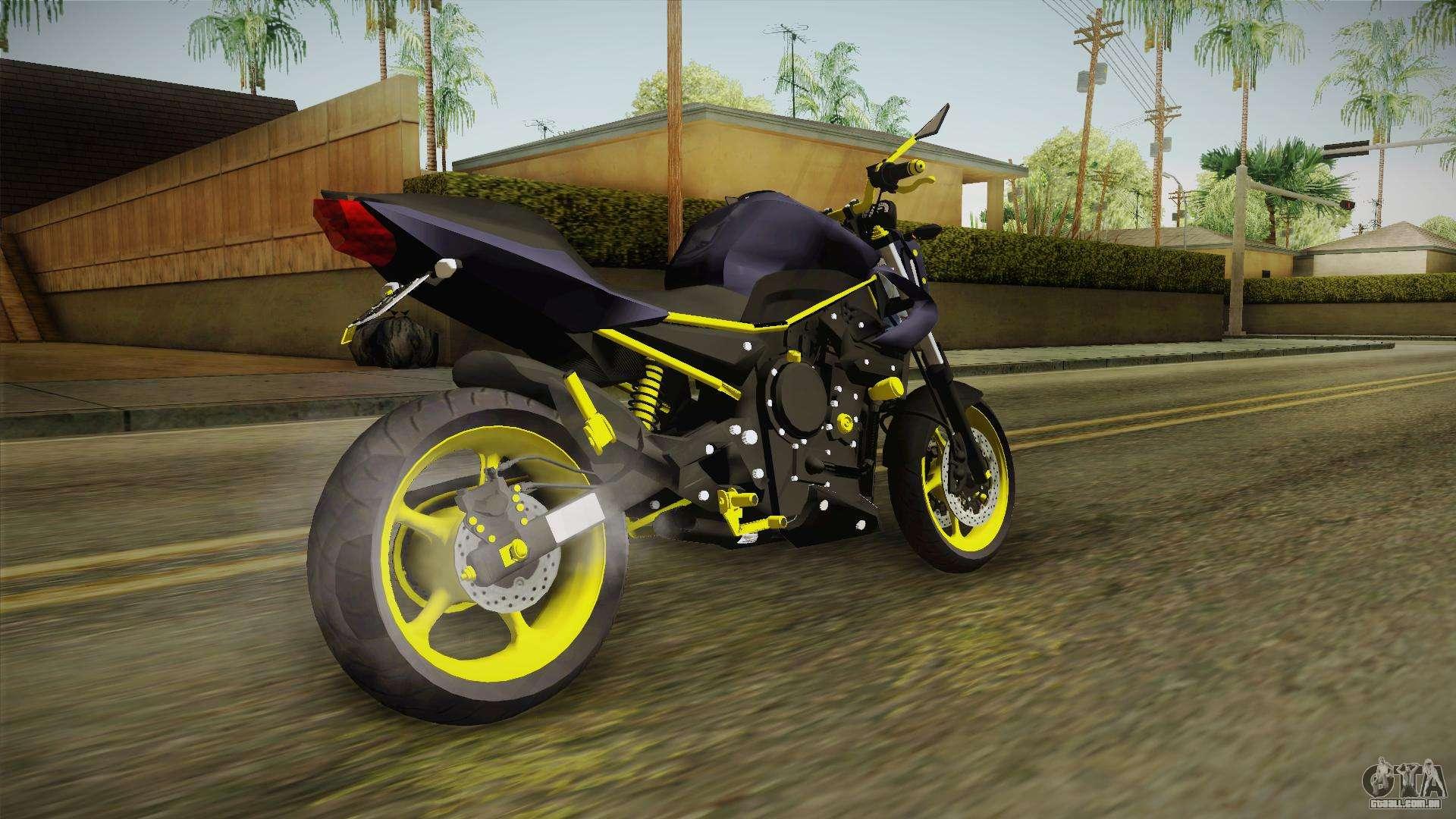 Yamaha Gta