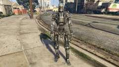 Terminator T-600 1.0 para GTA 5