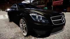 Mercedes-Benz CLS 6.3 AMG'12