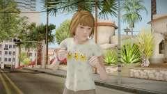 Life Is Strange - Max Caulfield PJ Chick para GTA San Andreas