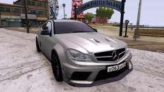Mercedes-Benz C63 AMG 2012 v1.0