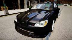 Subaru Impreza WRX STI Spec C Type RA-R 2007
