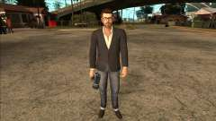 Life Is Strange - Mark Jefferson Regular para GTA San Andreas