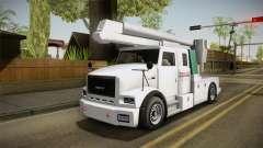 GTA 5 Brute Utility Truck