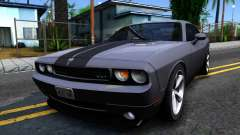 Dodge Challenger Unmarked 2010 para GTA San Andreas