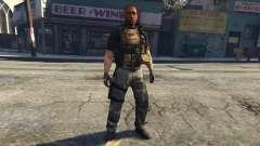 New Black Ops Ped 0.2 para GTA 5