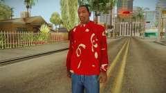 Natal moletom para GTA San Andreas