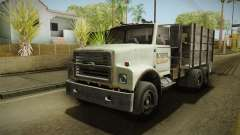 GTA 5 Vapid Scrap Truck v2