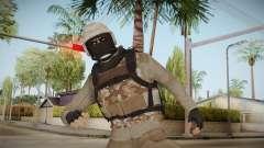 GTA Online Military Skin Beige