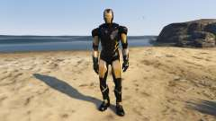 Iron Man Marvel Now para GTA 5