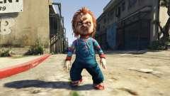 Chucky para GTA 5