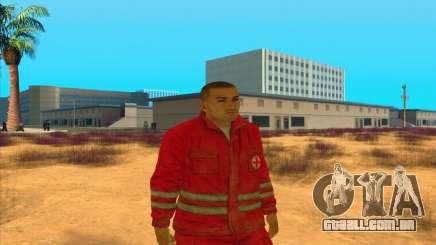 Formulário de medic DayZ Standalone para GTA San Andreas