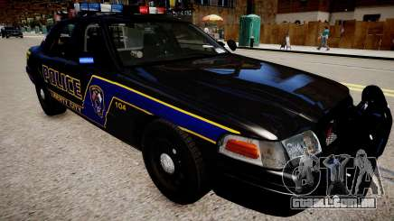 Ford Crown Victoria para GTA 4