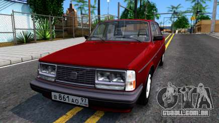 Volvo 244 Turbo para GTA San Andreas