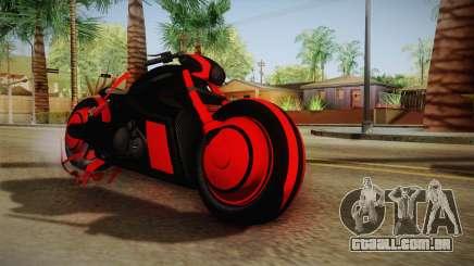 GTA 5 Nagasaki Shotaro (DLC Bikers) v3 para GTA San Andreas