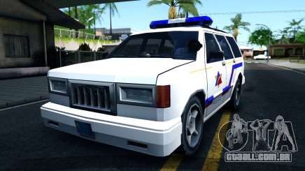 Landstalker Hometown Police Department 1994 para GTA San Andreas