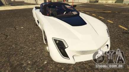 Italy Bertone Mantide 2010 para GTA 5