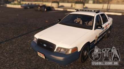 Marked K-9 Unit 2011 para GTA 5