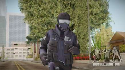 New SWAT para GTA San Andreas